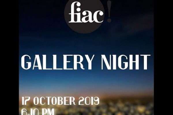 FIAC GALLERY NIGHT